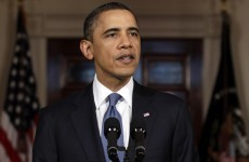 Barack Obama announces 2012 re-election bid