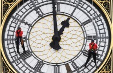 Don't forget: The clocks go BACK an hour tonight