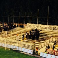 Rayo Vallecano fans stage a mock funeral for 'the soul of football'