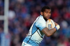 Glasgow Warriors lodge official complaint against unnamed Munster player