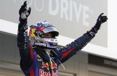 Sebastian Vettel wins F1 Championship as Mark Webber retires