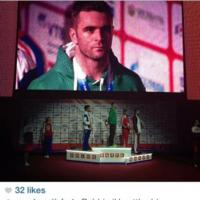 VIDEO: Irishman Robbie McMenamy claims kickboxing world title