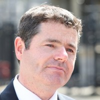 Paschal Donohoe: 'The ESM retrospective use is acknowledged in writing by EU ministers'