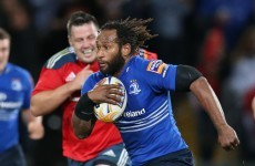 No plans for Leinster to extend Tuqiri's stay beyond November