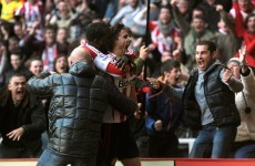 Rasping Borini drive gives Sunderland first win of the season