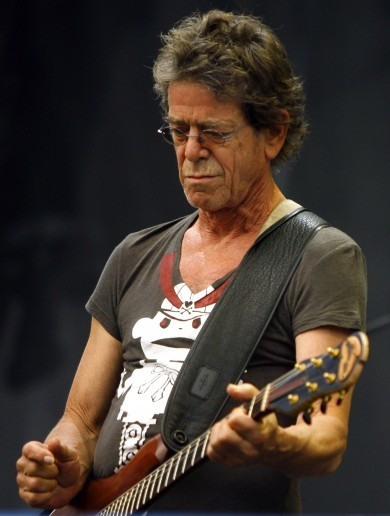 Lou Reed dies at 71, months after liver transplant