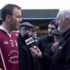 Emotional interview with Clara's Conor Phelan after they win Kilkenny final