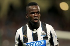 Cheick Tiote handed suspended prison sentence for buying fake driving licence