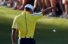 (Not) in the game: EA Sports cut Tiger loose