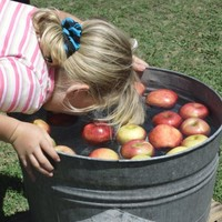 Bobbing for apples, the silent danger this Halloween