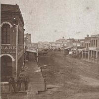 Frontierland: Early photos of major US cities