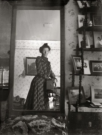 Is this one of the oldest selfies in existence?