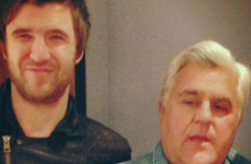 How did Kodaline get on with Jay Leno last night?