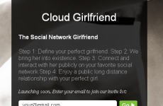 New site promises to get you a girlfriend – by creating a fake one on Facebook