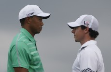 'He should be dealt with' -- Rory comes to Tiger's defence in analyst row