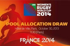 Ireland Women to face New Zealand in 2014 World Cup pool