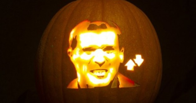 Some of the best Premier League pumpkins you'll see this Halloween
