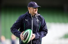 Simon Hick column: Joe Schmidt can launch Irish rugby towards new heights