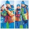 The new multi-coloured Sochi Olympics uniforms are pretty awful