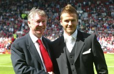 Beckham wanted Ferguson to manage new Miami franchise