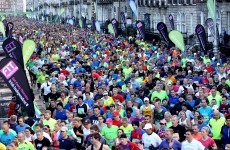 Dublin Marathon runner, 27, dies after finish-line collapse