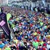 Dublin Marathon runner, 27, dies after finish-line collapse