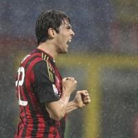 Kaka scores this cracker as Milan draw with Lazio