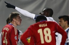 If Uefa are serious about fighting racism, they need to start docking points off guilty clubs