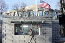 Gilmore raised concerns over US spying with embassy in Dublin this summer