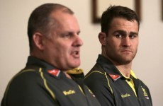 November internationals: Horwill stripped of Australia captaincy