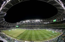 Managerless Ireland schedule Aviva friendly with Latvia