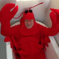 Patrick Stewart's Halloween costume is suitably amazing