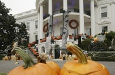 Here's what trick-or-treaters get at the White House...