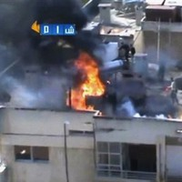 Israeli warplanes carry out Syrian airstrike