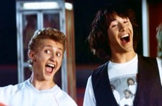 Keanu Reeves is 100% on board for Bill and Ted 3