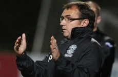 Pat Fenlon resigns as Hibs boss