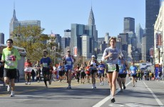 New York gets set for marathon one year on from Superstorm Sandy
