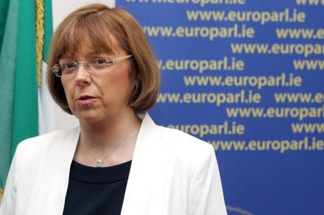 Irish Labour MEP Emer Costello.