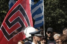 Two people killed outside offices of Greek far-right party Golden Dawn