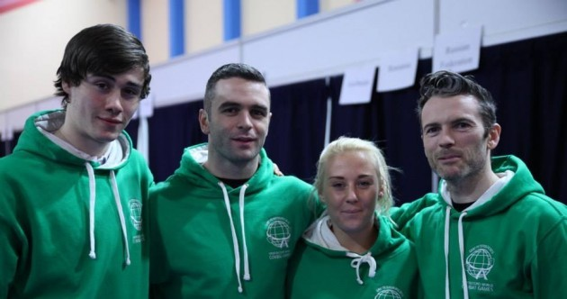 Meet Ireland's new world champion kickboxers