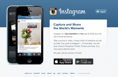 Instagram starts displaying ads