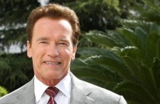 Arnie's back - and more animated than ever