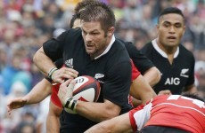 All Blacks warm up for Europe with strong win over Japan