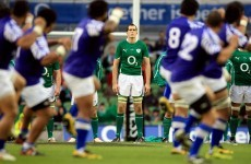 The Siva Tau: the Samoan war dance Ireland will face