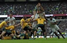Wallabies open European tour with defeat to England