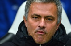 'We deserved to lose' - Mourinho unimpressed by beaten Chelsea