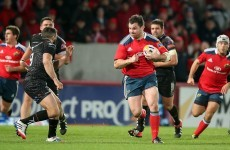 Munster grind out Pro12 win against the Ospreys
