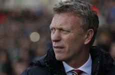 Rooney, Van Persie can fire United - Moyes