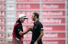 McDowell third as Johnson chips in for big Shanghai win