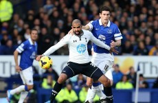 Tottenham, Everton keep each other in check